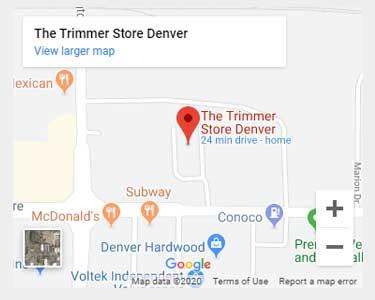 google-map-the-trimmer-store-denver